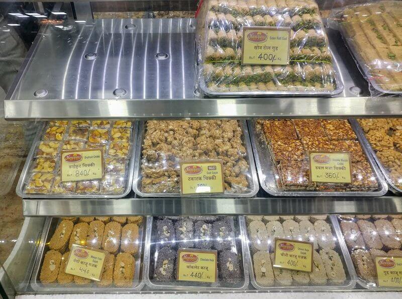 Jaipur Food in Winter