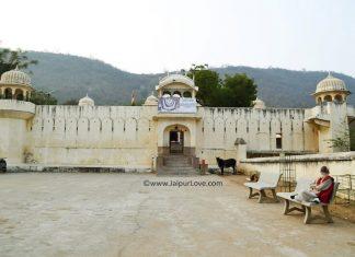 Rajrajeshwari Temple Jaipur