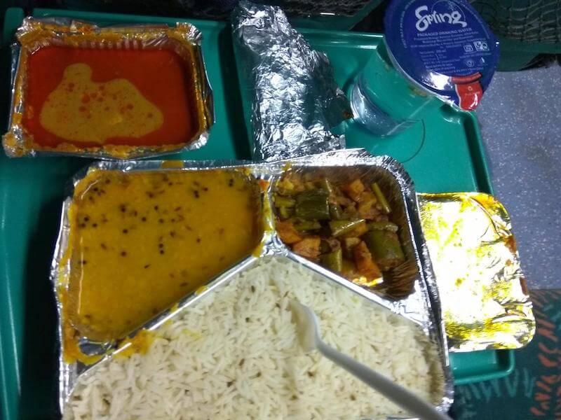 DEE-JP Double Decker Train Food