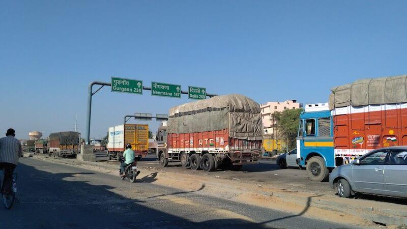 Delhi Jaipur travel