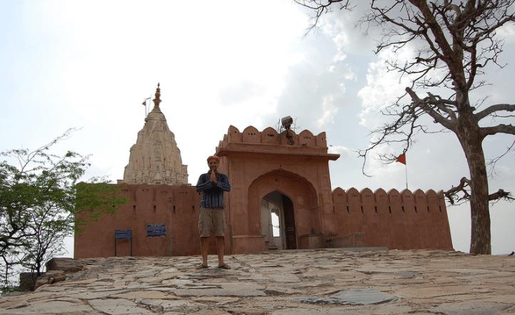 Surya Temple Jaipur Architecture