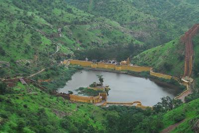 jaigarh fort water reserve