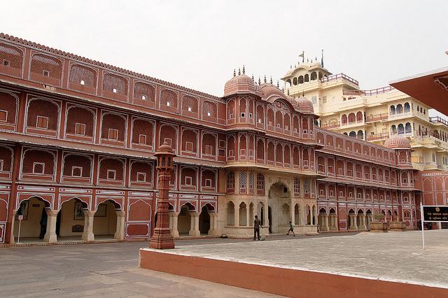 City Palace Jaipur Entry Fee