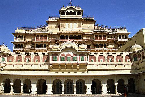 City Palace Jaipur Timings