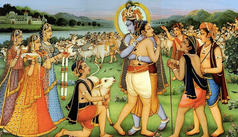 History of Govind Dev ji Mandir