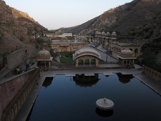 Jaipur Monkey Temple History