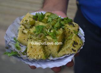 best Khaman Dhokla in Jaipur