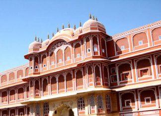 city palace jaipur exterior