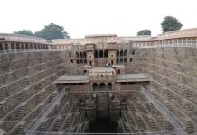 where is Abhaneri Stepwell