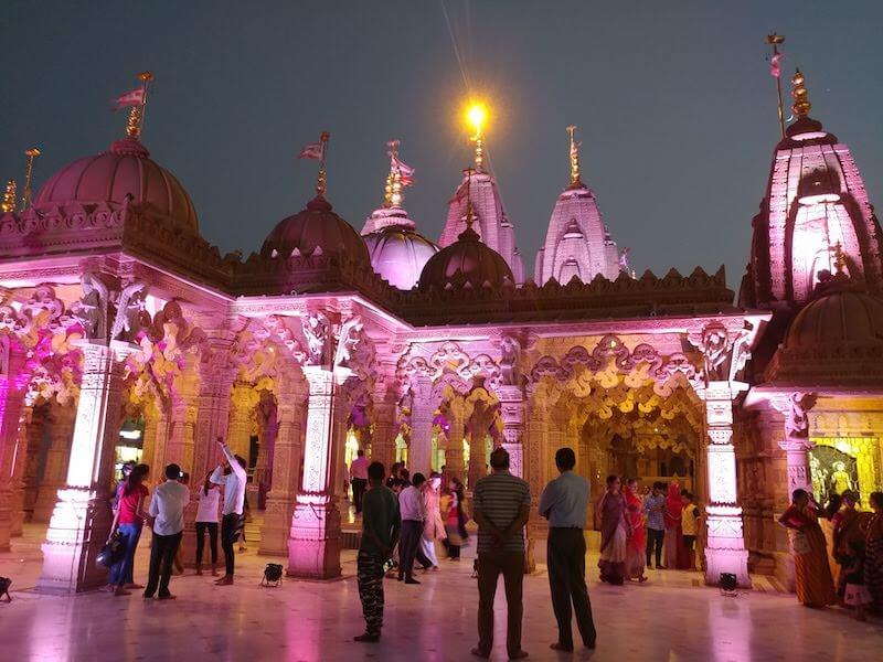 Akshardham Temple Vaishali Nagar Architecture