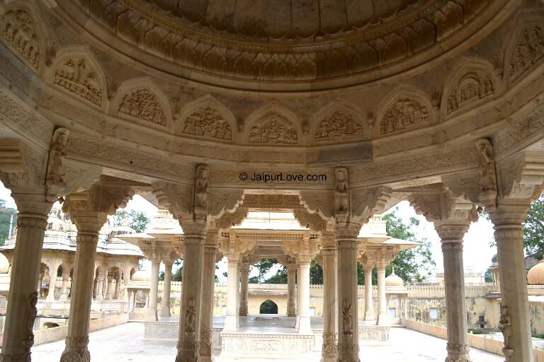 Gaitore Jaipur chhatriya