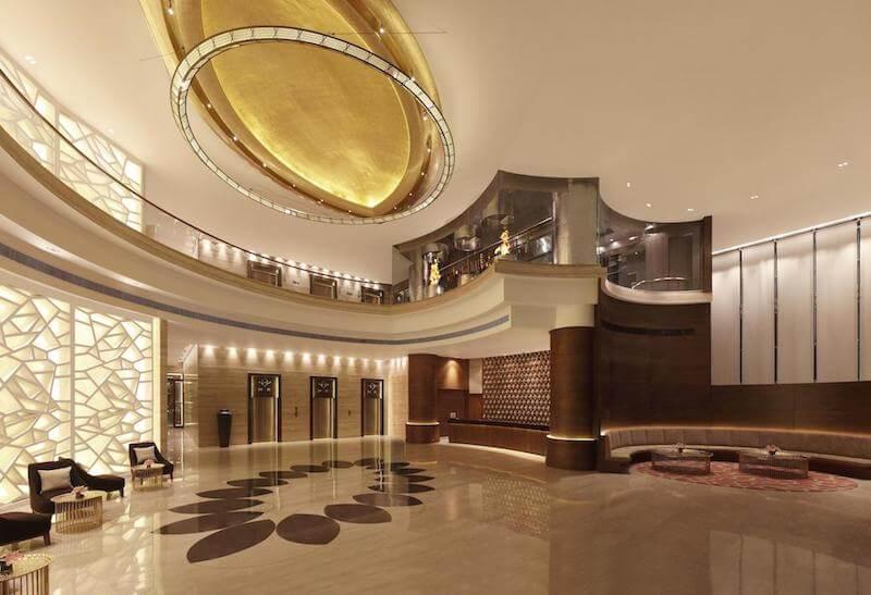 Hilton 5 star luxury hotel jaipur