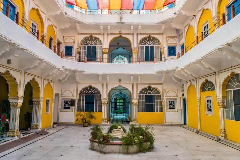 Hotel Diggi Palace - top 5 Star Hotels in Jaipur