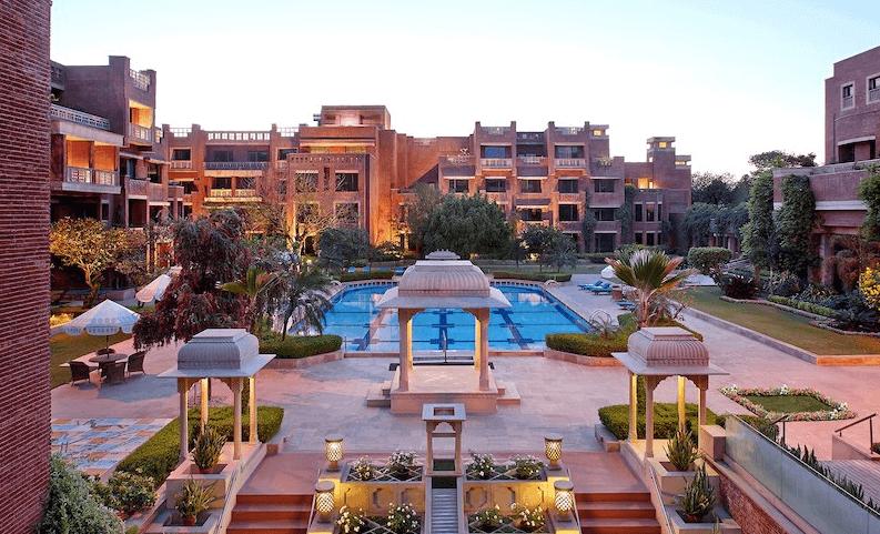 ITC Rajputana - top 5 Star Hotels in Jaipur