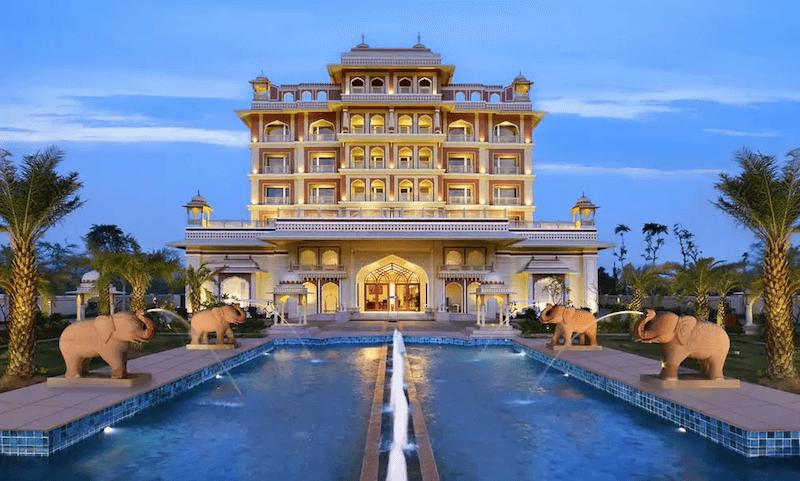 Indana Palace Jaipur 5 star hotel