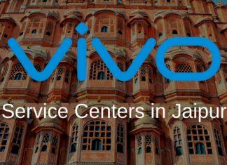 Vivo Service Centers in Jaipur
