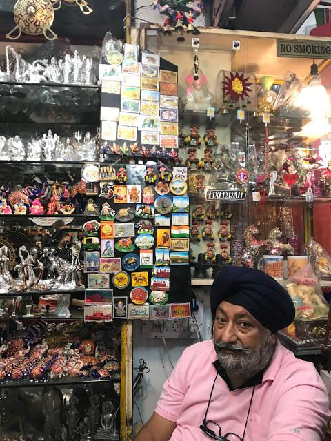 Bapu Bazar Jaipur shops