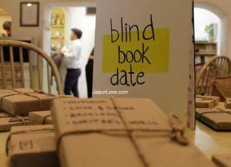 blind book date in jaipur