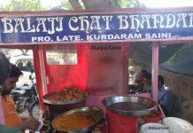 Balaji Chat Bhandar Jaipur