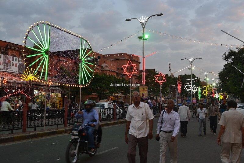 Deepawali in Jaipur
