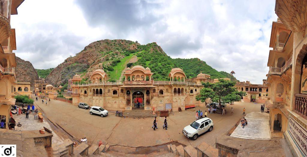 Galta Jaipur 1