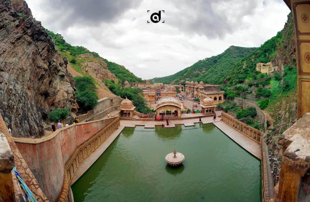 Galta temple jaipur 3