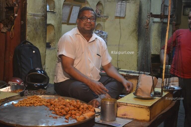Jagannath Sharma Pakodi Wala Jaipur