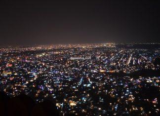 Jaipur from Nahargarh
