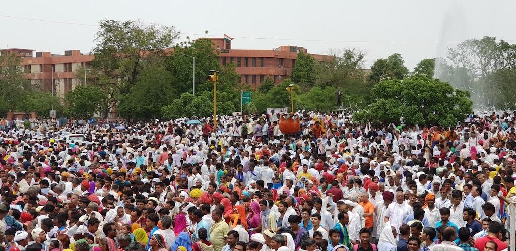 Narendra Modi in Jaipur2