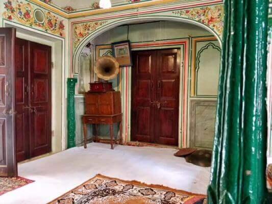 Haveli Hotel in Jaipur