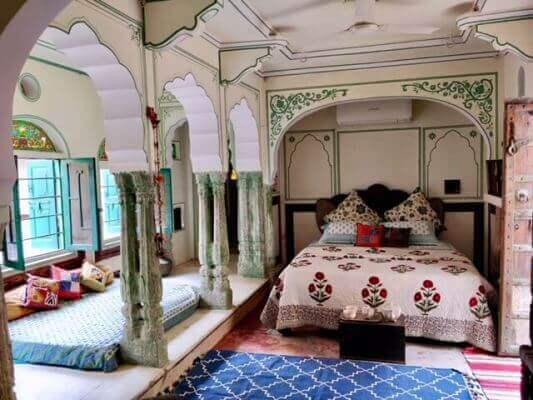 Hotel Jaipur Haveli Room