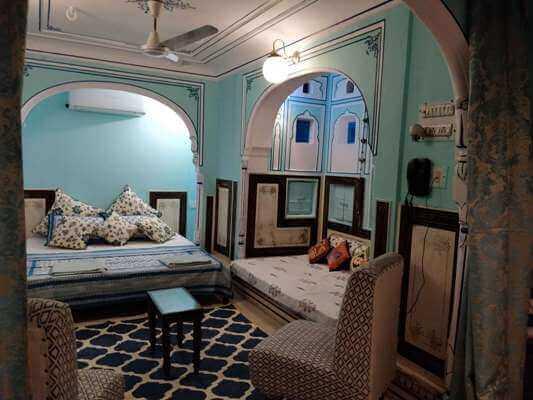 Jaipur Haveli Homestay