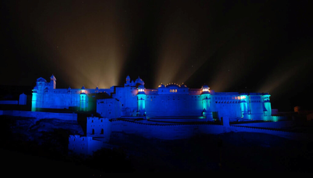 Light and Sound Show at Amer Fort Timing, Ticket Cost and Useful Info