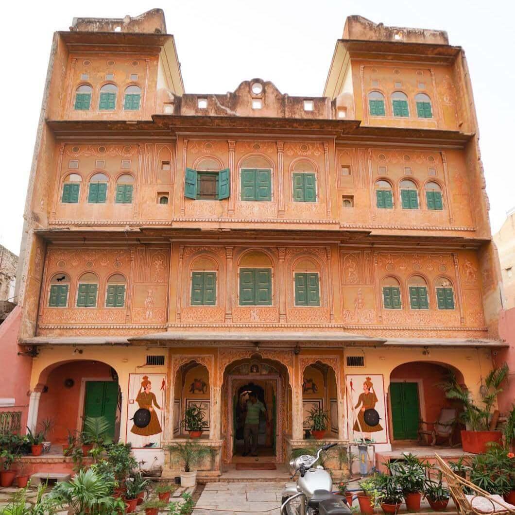 heritage jaipur hotel
