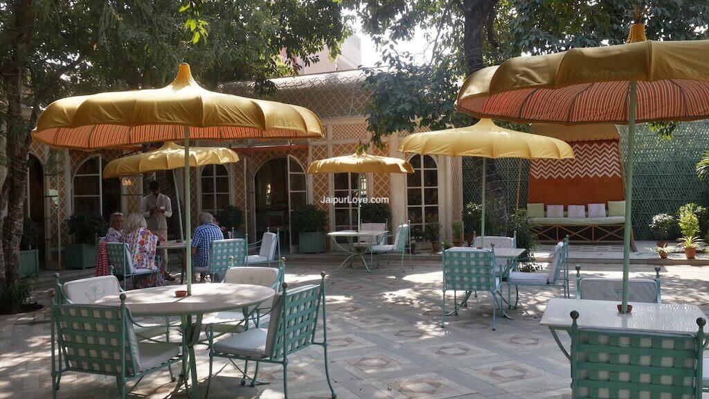 Caffe Palladio Jaipur
