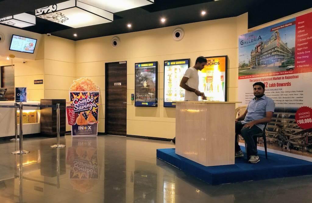 cinema vaishali nagar jaipur