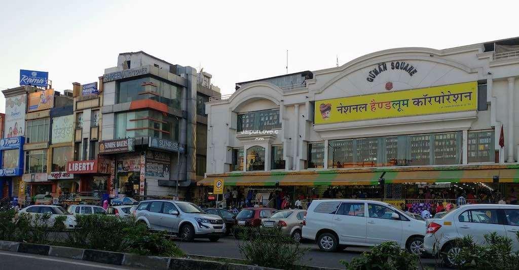 handloom shopping vaishali nagar jaipur