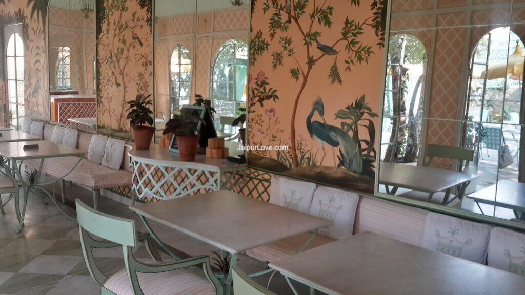 how to reach Caffe Palladio Jaipur