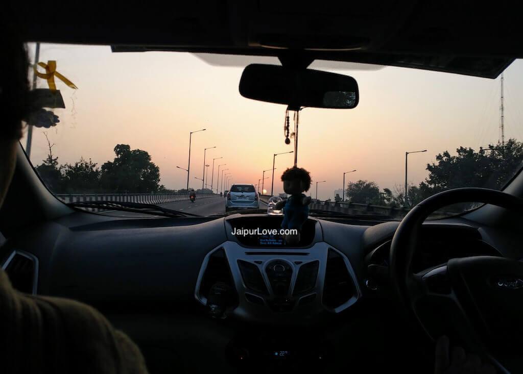 jaipur long drive