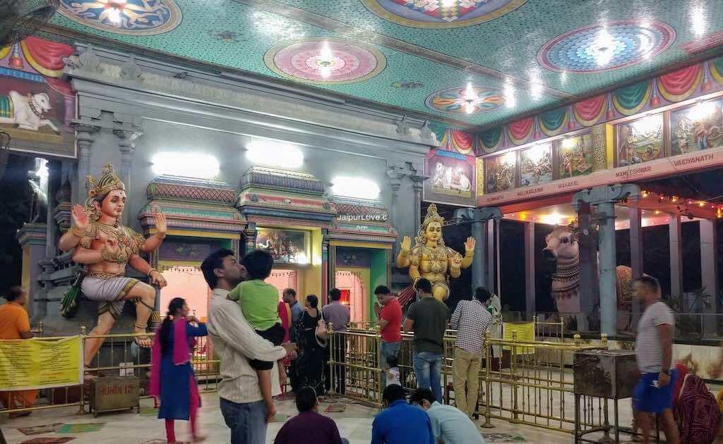 jharkhand temple vaishali nagar jaipur