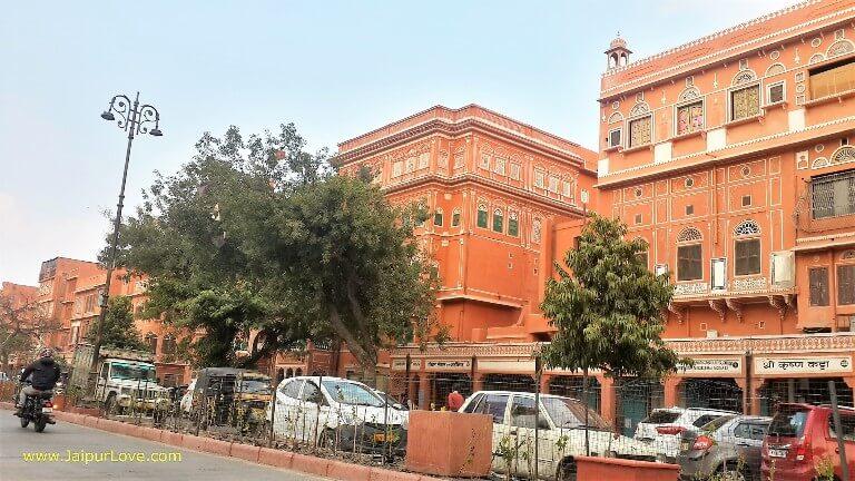Krishnapole Bazar Jaipur