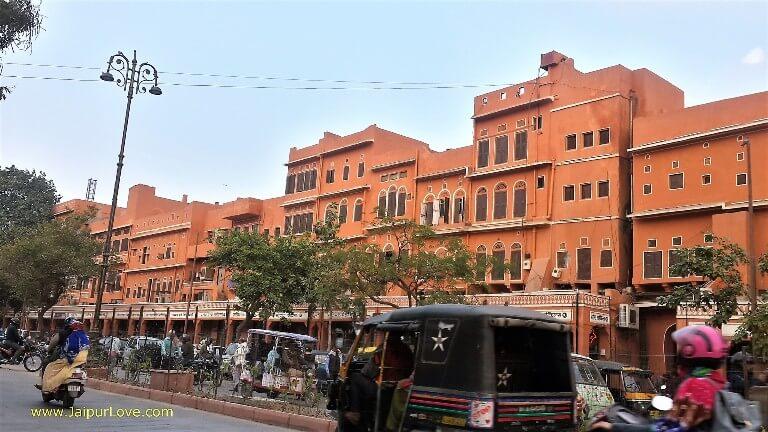 Krishnapole Bazar of Jaipur