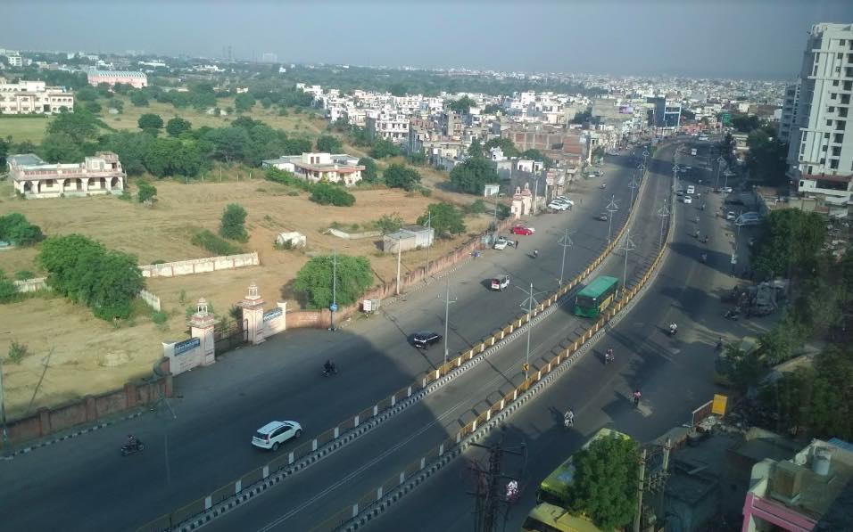 Vidhyadhar Nagar info
