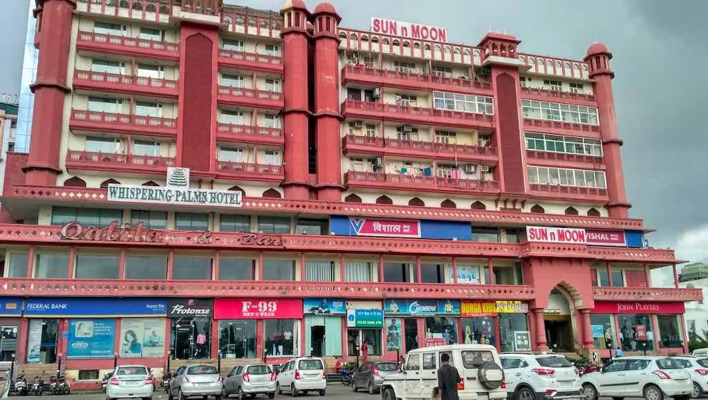 Vidhyadhar Nagar mall Jaipur