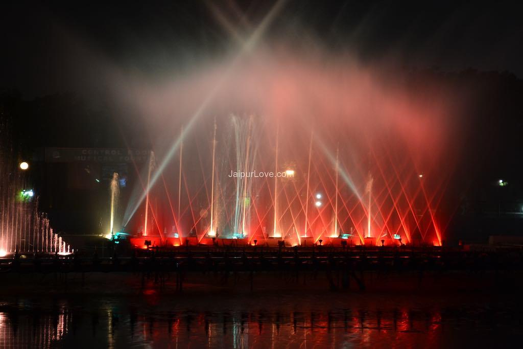 jawahar circle musical fountain