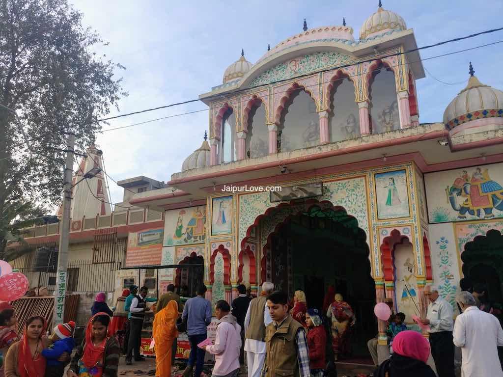jhotwara temple jaipur
