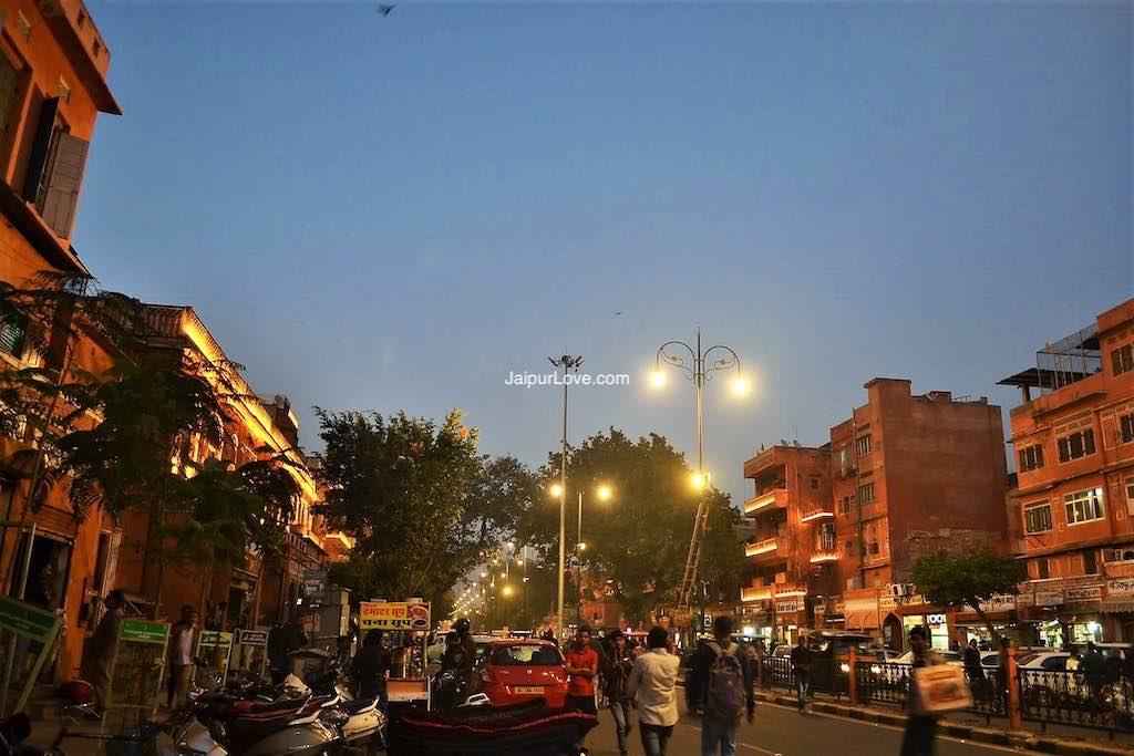 Chaura Rasta shops jaipur