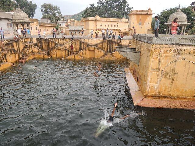 Panna Meena Ki Baori in Jaipur