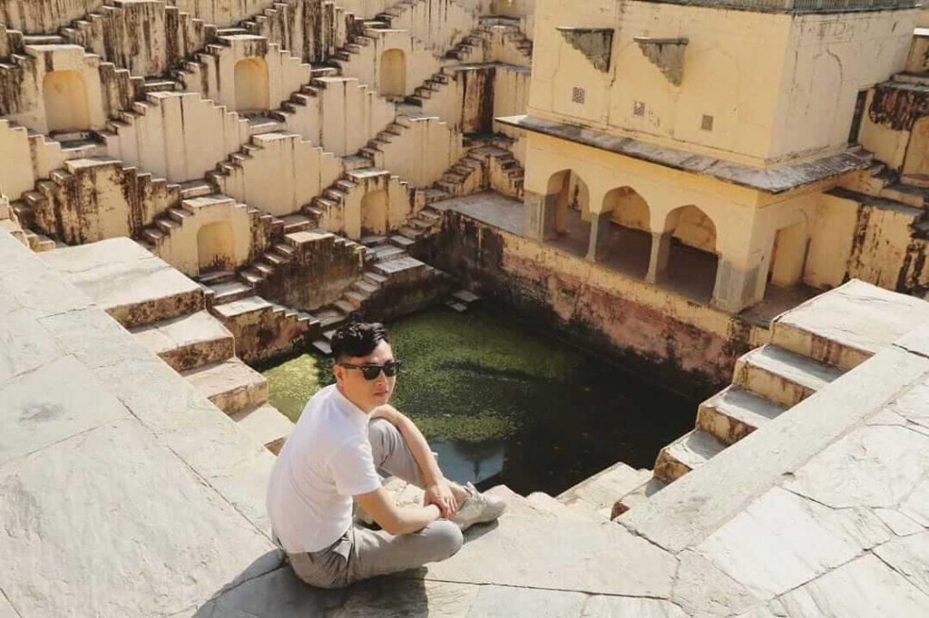 Panna Meena Ka Kund Jaipur
