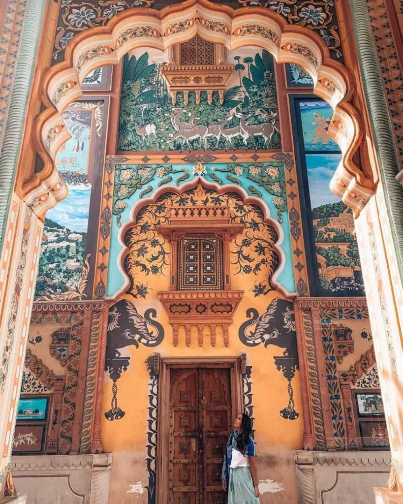 Patrika Gate Jaipur